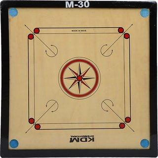 KDM M 30 Carrom Board