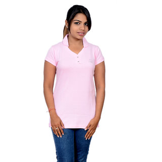 Point Fit Girls Top,womens T-shirt(PFT1017)