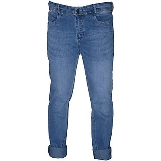 L Zard Narrow Fit Men Jeans Rise Mid Rise Fit Narrow Fit Fabric Cotton