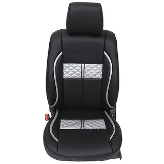 BECART PU Leather Seat Cover for Honda City