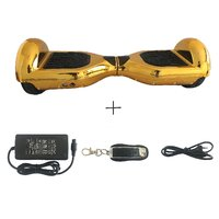 Segway Gold Chrome Self Balancing Electric Scooter Hoverboard