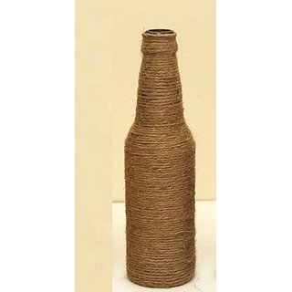 Designer Decorative Twine Wrapped Bottles