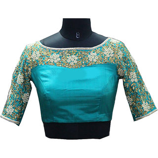 Gorgeous Hand Embroidred Work Blouse