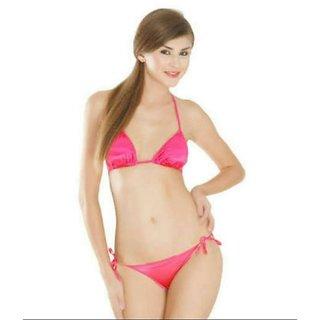 Buy Pink Softskin Bridal Bra Panty Set Online   ₹450 from ShopClues 458f2eb7f