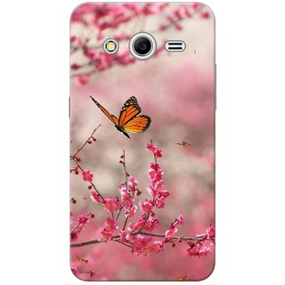 Printed Designer Mobile Back Cover / Case For Samsung Galaxy Core 2