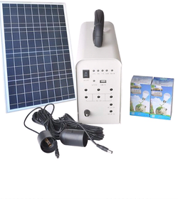 Solar Home Lighting System 150 Watt