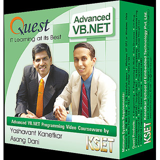KSET ADVANCED VB.NET-03 DVD FOR ALL