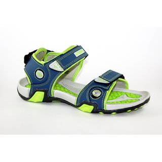 ORBIT SPORTS SANDALS 710 RBLUE P GREEN FOR MENS
