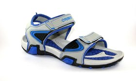 ORBIT SPORTS SANDALS 710 LGREY R BLUE FOR MENS