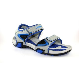 ORBIT SPORTS SANDALS 710 LGREY R BLUE FOR MENS