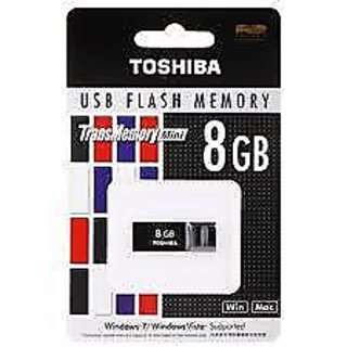8GB Pendrive Toshiba mini