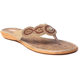 Msc WomenS-Golden-Synthetic-Flats (MSC-9-211-FLATS-GOLDEN)