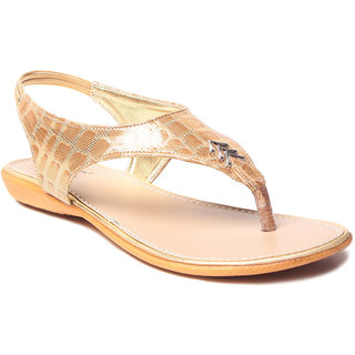 Msc WomenS-Golden-Synthetic-Flats (MSC-9-235-FLATS-GOLDEN)