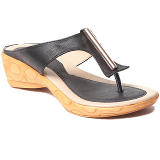 Msc WomenS-Black-Synthetic-Heels (MSC-37-394-HEELS-BLACK)