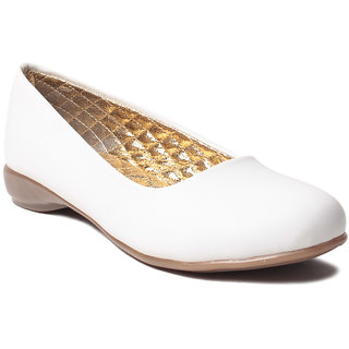Msc WomenS-White-Synthetic-Bellies (MSC-23-480-BELLIES-WHITE)