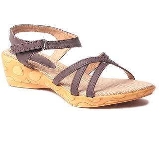 MSC Women's Brown Heels
