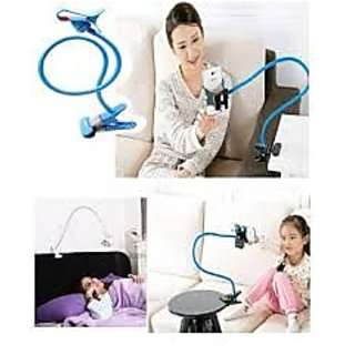Branded  MOBILE HOLDER STAND FOR BED DESK TABLE CAR UNIVERSAL