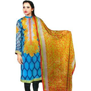Aarzus Collection Unstitched  Designer Pakistani Lawn Suit - Women