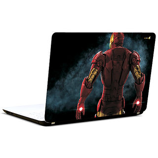 Pics And You Ironman From Behind 3M/Avery Vinyl Laptop Skin Decal-Sh022