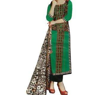 Aarzus Collection Unstitched  Designer Pakistani Lawn Suit - Women