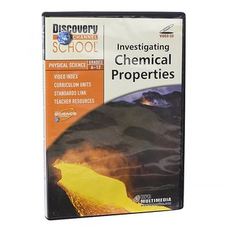 DISCOVERY CHANNEL CHEMICAL PROPERTIES  VCD FOR 6-8 TH CLASS