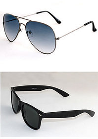 Derry Multi Aviator Uv Protection Sungalss For Men -Au0157