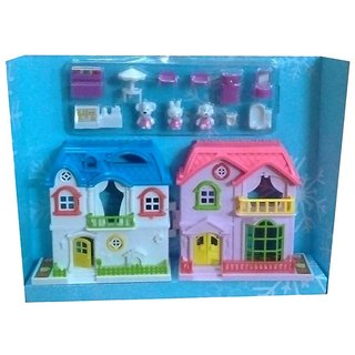 Frozen Funny House Playset for kids