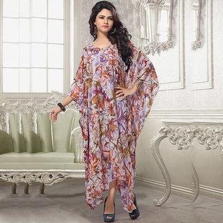 Charming And Fabulous Floor Length Kaftan
