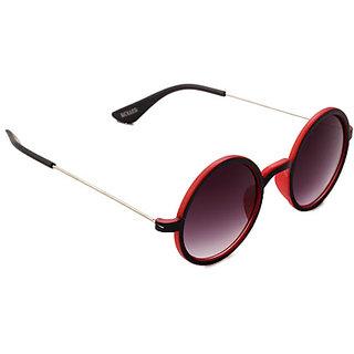 Pede Milan Maroon Sunglasses ForUnisex PM-169-6