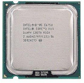 Intel Core 2 Duo E6550 2.33GHz 1333MHz 4MB Socket 775 Dual-Core CPU