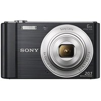 Sony CyberShot DSC-W810 20.1 MP Point and Shoot Camera(Black)