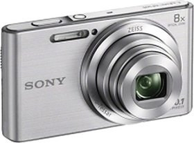 Sony Cyber-shot DSC-W830 E32 Point  Shoot Camera(Silver)