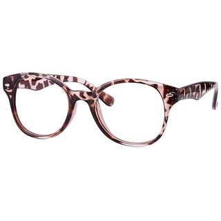 Buy Comfortsight Havana Polycarbonate Eye Glass Frame For Unisex