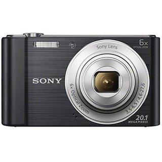 Sony CyberShot DSC-W810 Point Shoot Camera(Black)
