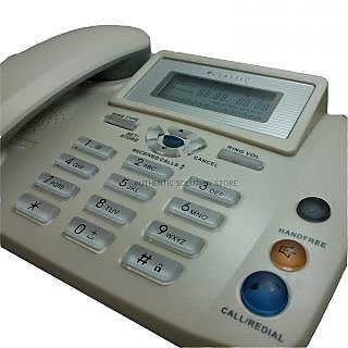 CDMA FWP - Fixed Wireless Phone tata Logo Huawei 2208 - Unlock-TATA SIM USED