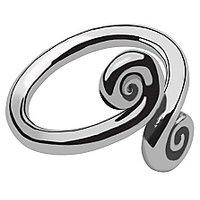 Sage Koncpt Lilly Napkin Rings (Set Of 6)