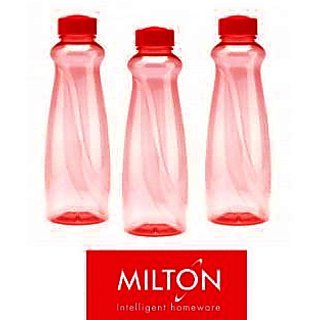 KS Milton Water Bottle - ( 3 bottles )