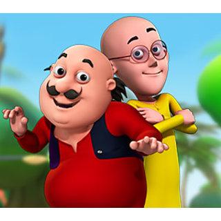 Buy motu patlu poster Online @ ₹215 from ShopClues