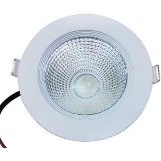 Bene LED 9w Round Ceiling Light, Color of LED White