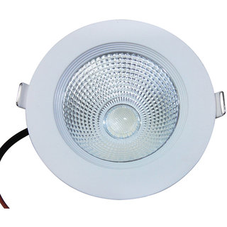 Bene LED 9w Round Ceiling Light, Color of LED Warm White (Yellow)