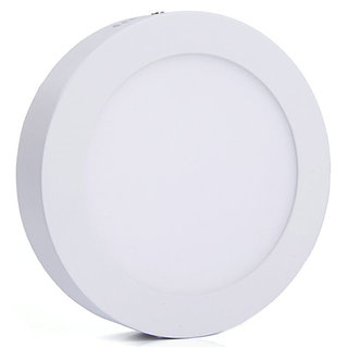 Bene LED 18w Round Surface Panel Ceiling Light, Color of LED White