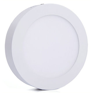Bene LED 24w Round Surface Panel Ceiling Light, Color of LED White