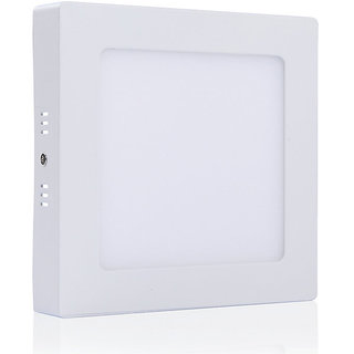 Bene LED 24w Square Surface Panel Ceiling Light, Color of LED White
