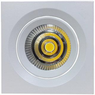 Bene COB 24w Square Ceiling Light, Color of COB Warm White (Yellow)