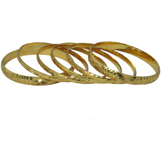 Czar Fashionable  Gorgeous Bangle Set -BANGLE89512.4