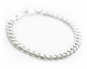 Silverwala Silver Bracelet (BRM135)
