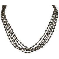 Silverwala Silver Necklace (NKOXTL000000050)
