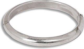 Silverwala Silver Sterling Silver Kada (1293)