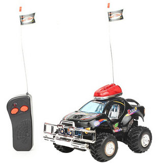 Battery Operated Remote Control Dragon Bull Car For Kids