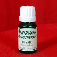 Nirvana Aromatherapy Thyme Essential Oil 10 Ml